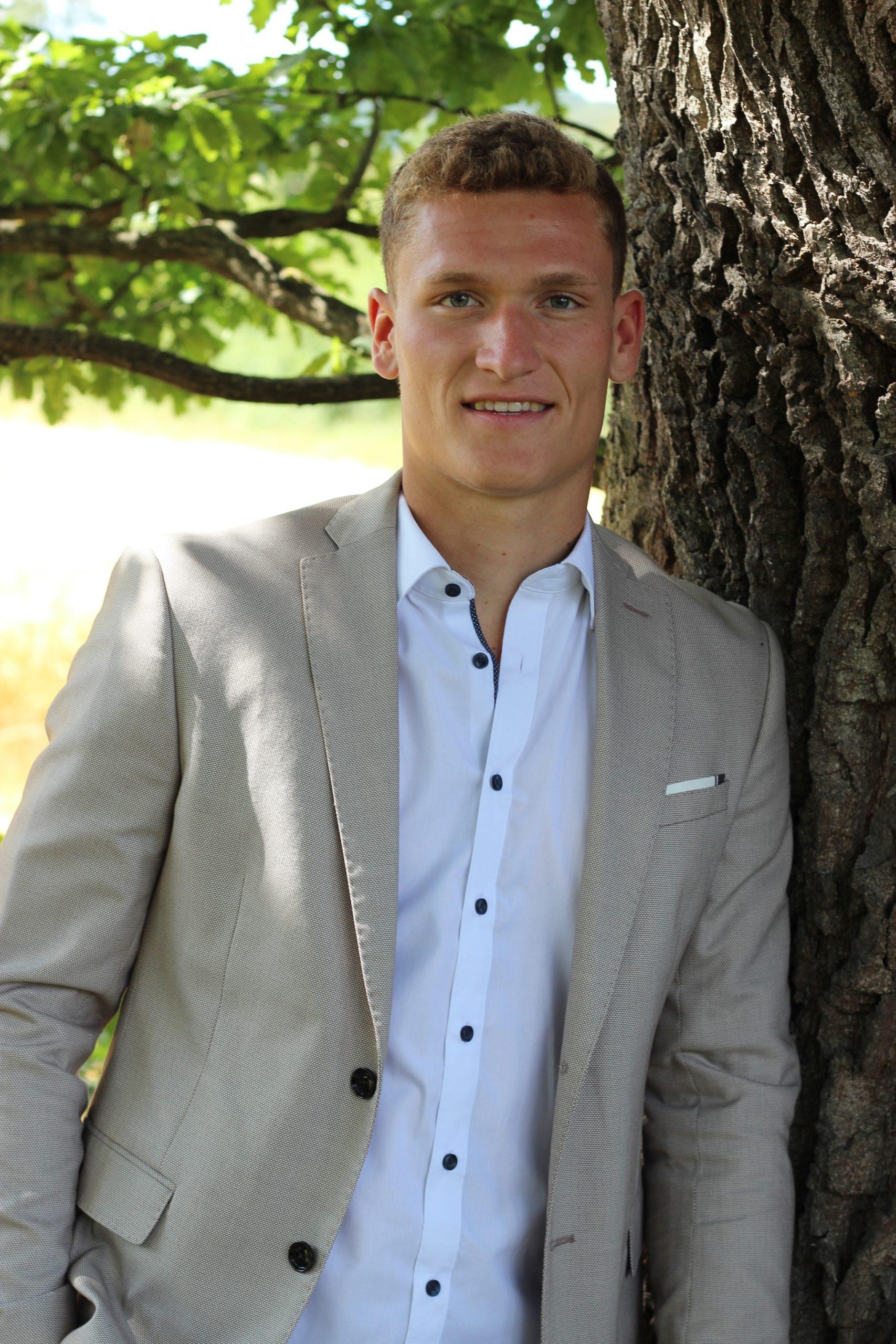 Julian Baumann, Sales and Business Development Manager